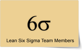 Lean Six Sigma Team Members Course