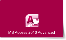 Microsoft Access 2010 Advanced Training Course