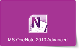 Microsoft OneNote 2010 Advanced Training Course