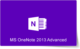 Microsoft OneNote 2013 Advanced Training Course