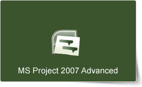 Microsoft Project 2007 Advanced Training Course