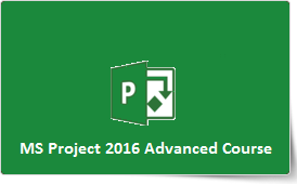 Microsoft Project 2016 Advanced Training