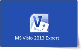 Microsoft Visio 2013 Expert Training Course