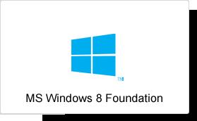 Microsoft Windows 8 Foundation Training