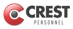 Crest Personnel logo