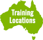 New Zealand PD Training locations